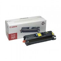 Cartus toner Canon EP-701Y yellow