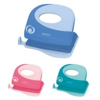 Perforator Herlitz Cool Color, 20 coli