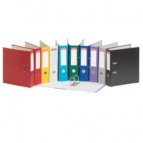 Biblioraft plastifiat 7,5 cm Esselte Economy