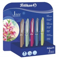 Stilou Pelikan Jazz Color Pastel Blister