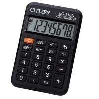 Calculator de buzunar 8 digiti Citizen LC110N