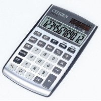 Calculator de buzunar 12 digiti Citizen CPC-112WB
