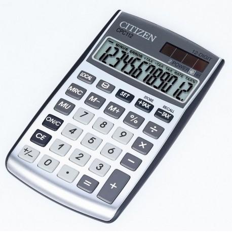 Calculator de buzunar 10 digiti Citizen SLD322