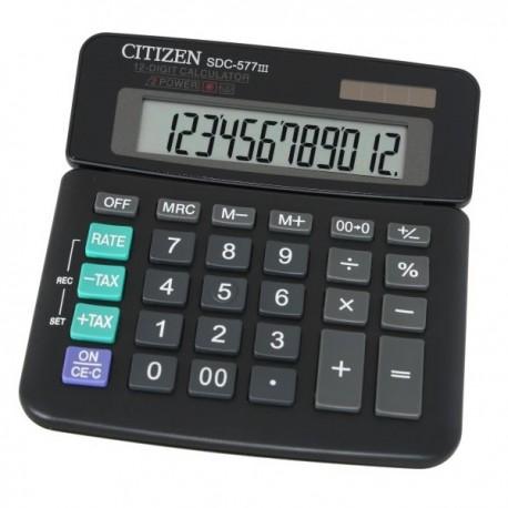 Calculator de birou 12 digiti Citizen SDC-444S