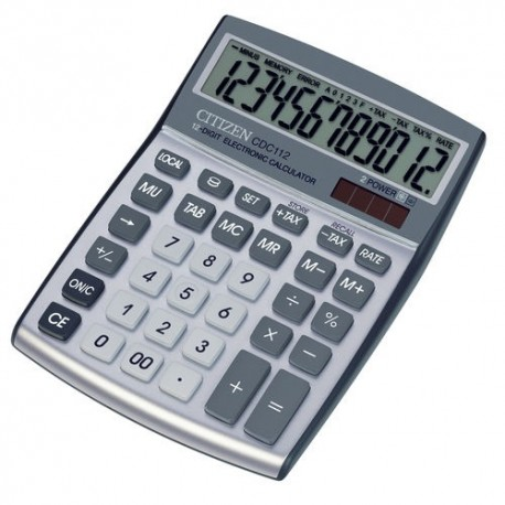 Calculator de birou 12 digiti Citizen SDC-577III