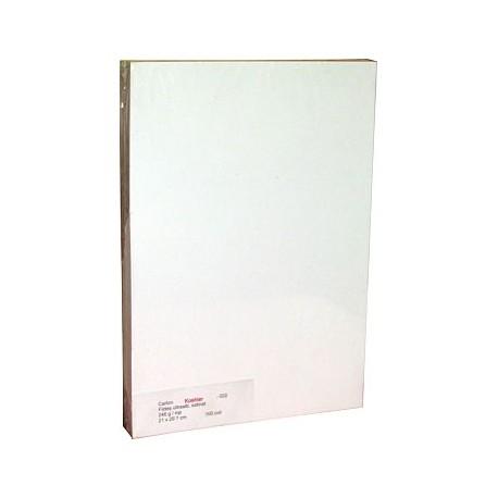 Carton A4 Fedrigoni Fildes Vargat A4 200g/mp, 125 coli