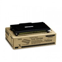 Cartus toner XEROX Phaser 6100 yellow