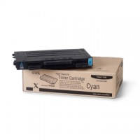 Cartus toner XEROX Phaser 6100 cyan high capacity