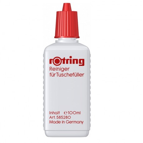 Lichid curatare capilarii 100ml, Rotring