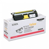 Cartus toner XEROX Phaser 6120 yellow high capacity