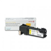 Cartus toner XEROX Phaser 6140 yellow