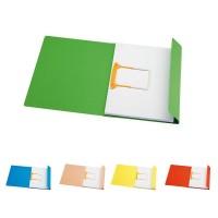 Dosar carton color cu alonja arhivare de mare capacitate, JALEMA Secolor