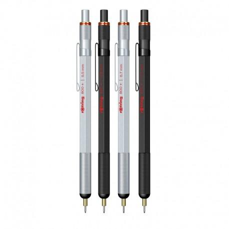 Creion mecanic 0,5/0,7mm Rotring 800+