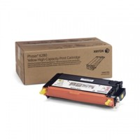 Cartus toner XEROX Phaser 6280 yellow high capacity