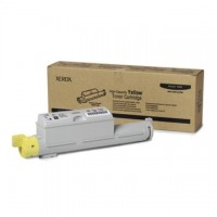 Cartus toner XEROX Phaser 6360 yellow high capacity