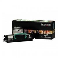 Cartus toner Lexmark E330, E340 (34016HE) 6K