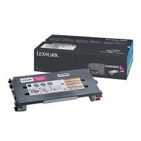Cartus toner Lexmark C500 (C500H2MG) magenta 3K