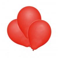 Baloane rosii set 100, Herlitz