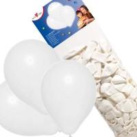 Baloane albe set 25, Herlitz