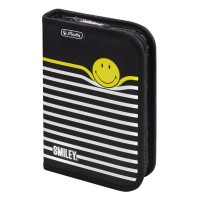 Penar Herlitz neechipat Smiley World Black Stripes