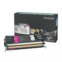 Cartus toner Lexmark C530 (C5200MS) magenta 1,5K