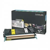 Cartus toner Lexmark C530 (C5200YS) yellow 1,5K