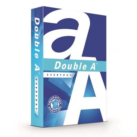 Hartie copiator Double A Premium A4, 70g/mp, 500 coli/top