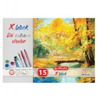 Bloc desen Herlitz A3, 15 file, 250g/mp