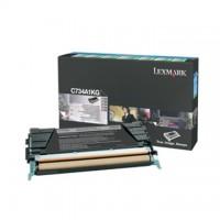 Cartus toner Lexmark C734, C736, X734, X736, X738 (C734A1KG) negru 8K