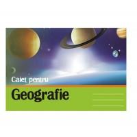 Caiet geografie A4 24 file Ecada