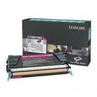 Cartus toner Lexmark C734, C736, X734, X736, X738 (C734H1MG) magenta 10K