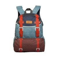 Rucsac ZIP..IT Adventure Blue Vintage