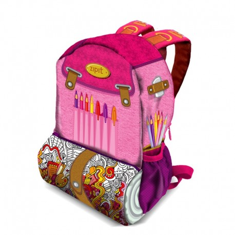 Rucsac ZIP..IT Adventure Painter
