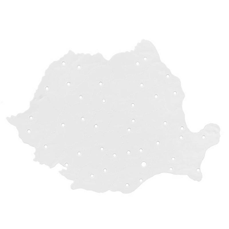 Sablon Harta Romaniei