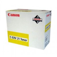 Cartus toner Canon C-EXV21Y yellow