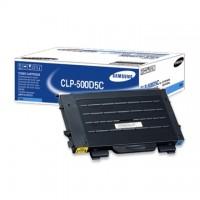 Cartus toner Samsung CLP-500D5C (CLP500D5C) cyan
