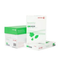 Hartie XEROX A4 RECYCLED PURE, 80g/mp, 500 coli/top