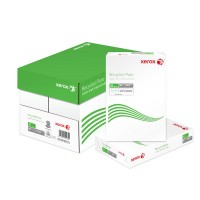 Hartie XEROX A3 RECYCLED PURE, 80g/mp, 500 coli/top