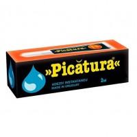 Picatura 2 ml, adeziv instant