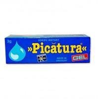 Picatura Gel 3g, adeziv instant