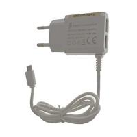 Incarcator universal 2xUSB si cablu micro USB