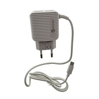 Incarcator universal 2xUSB si cablu Type-C