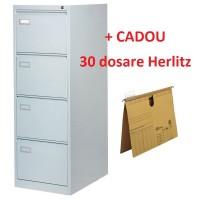 Clasificator metalic cu 4 sertare CEHA