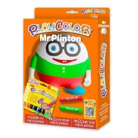 Set creativitate Playcolor Mr. Plinton, Instant