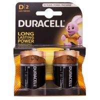 Baterii Durecell tip D (R20), set 2
