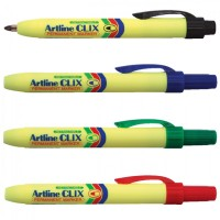 Marker permanent Artline Click 73, varf 1,5mm