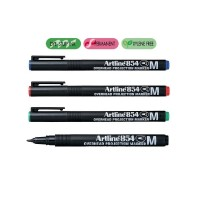Marker OHP permanent Artline 854, varf 1mm