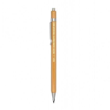 Creion mecanic Koh-I-Noor Versatil metalic, mina 2,0 mm