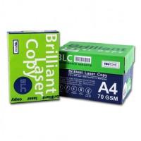 Hartie copiator Brilliant A4, 70g/mp, 500 coli/top