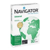 Hartie Navigator Universal A4, 80g/mp, 500 coli/top